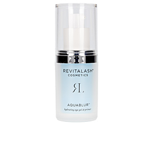 Dark circles, eye bags & under eyes cream AQUABLUR hydrating eye gel & primer Revitalash
