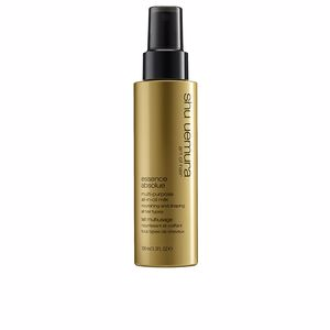 Hair moisturizer treatment ESSENCE ABSOLUE all in oil milk Shu Uemura