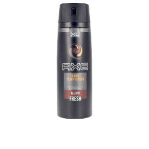 Desodorizantes DARK TEMPTATION DRY deodorant spray Axe