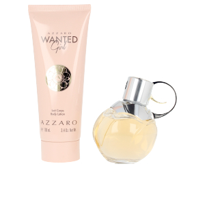 Azzaro WANTED GIRL SET perfume