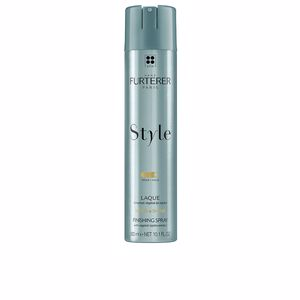 Hair styling product STYLE vegetal finishing spray Moroccanoil