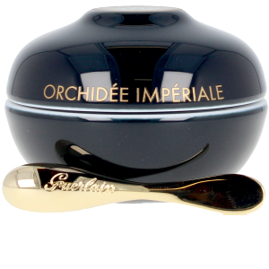 Eye contour cream - Dark circles, eye bags & under eyes cream ORCHIDÉE IMPÉRIALE black eyes Guerlain