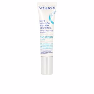 Eye contour cream ACIDO HIALURONICO DUO FORTE micro-inyeccion ojos Soraya