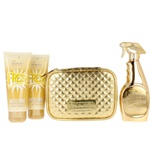 Moschino FRESH COUTURE GOLD SET perfume