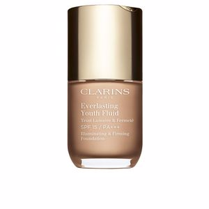 Foundation makeup EVERLASTING YOUTH fluid Clarins
