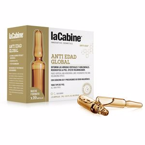 Anti-Aging Creme & Anti-Falten Behandlung AMPOLLAS ANTIEDAD La Cabine