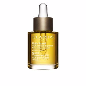 Anti-Rötungs Behandlungscreme HUILE santal Clarins