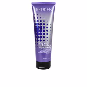 Mascarilla para el pelo COLOR EXTEND BLONDAGE express anti-brass mask Redken