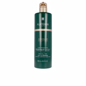 Champú con keratina ABSOLUE KERATINE renewal shampoo sulfate-free Rene Furterer