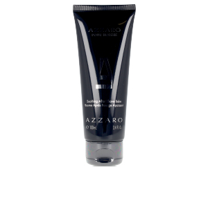 After shave AZZARO POUR HOMME after-shave balm Azzaro