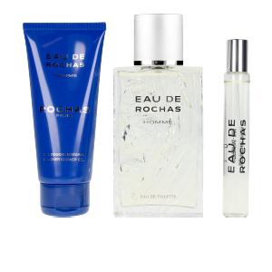 Rochas EAU DE ROCHAS HOMME SET perfume