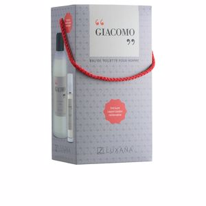 Luxana GIACOMO COFFRET parfum