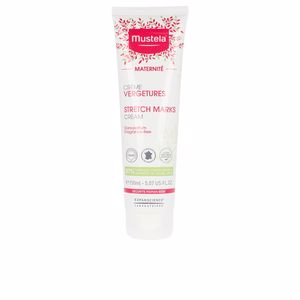 Trattamento e creme per la gravidanza - Trattamenti e creme anti-smagliature MATERNITÉ stretch marks prevention cream without parfum Mustela