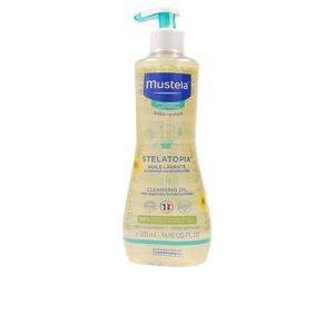 Shower gel STELATOPIA huile lavante Mustela