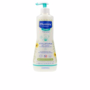 Shower gel STELATOPIA gel lavant Mustela