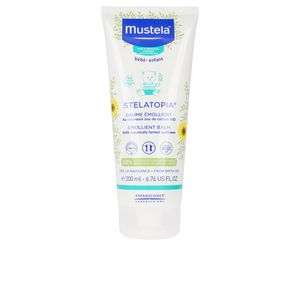 Body moisturiser STELATOPIA emollient balm Mustela