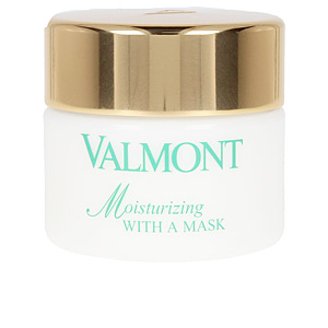 Face mask NATURE moisturizing with a mask Valmont