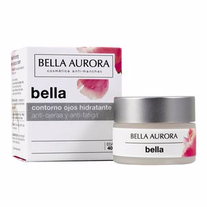 Dark circles, eye bags & under eyes cream - Eye contour cream BELLA contorno ojos hidratante Bella Aurora