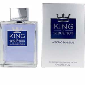 KING OF SEDUCTION eau de toilette spray 200 ml