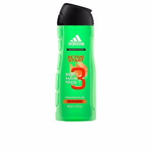 Gel de baño ACTIVE START shower gel Adidas