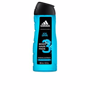Bagno schiuma ICE DIVE shower gel Adidas