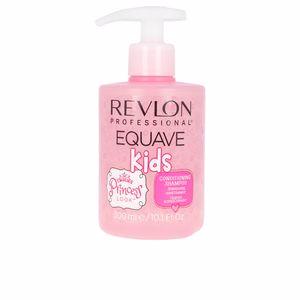 _ - Champú desenredante EQUAVE KIDS princess shampoo Revlon