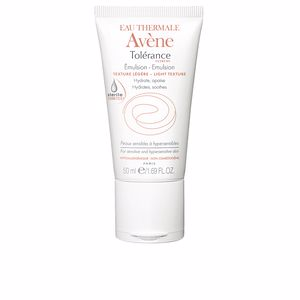 Face moisturizer TOLERANT EXTREME soothing emulsion light Avène