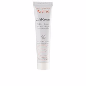 Face moisturizer - _ COLD cream Avène