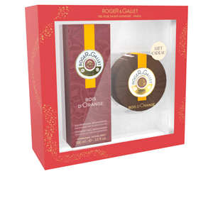 Roger & Gallet BOIS D'ORANGE SET perfume