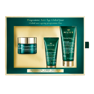 Anti aging cream & anti wrinkle treatment NUXURIANCE ULTRA CRÈME RICHE JOUR SET Nuxe