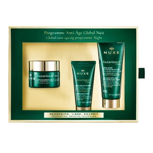 Anti aging cream & anti wrinkle treatment NUXURIANCE ULTRA CRÈME NUIT SET Nuxe