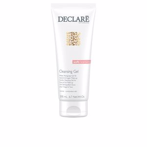 Facial cleanser - Make-up remover SOFT CLEANSING cleansing gel Declaré