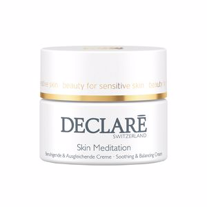 Antifatigue facial treatment - Anti redness treatment cream STRESS BALANCE skin meditation cream Declaré