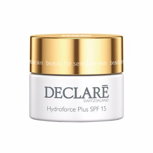 Anti aging cream & anti wrinkle treatment HYDRO BALANCE hydroforce plus SPF15 cream Declaré