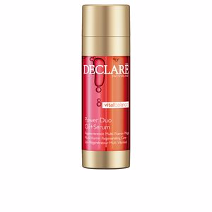 Cremas Antiarrugas y Antiedad VITAL BALANCE power duo oil-serum Declaré