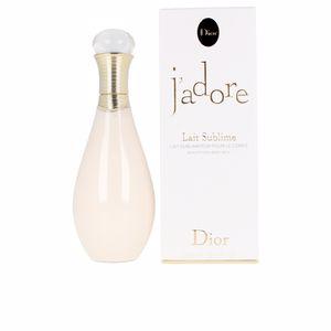 Body moisturiser J'ADORE lait sublimateur pour le corps Dior