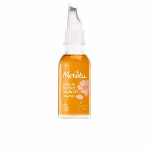 Body moisturiser - Stretch markcream & treatments HUILES DE BEAUTE huile de roser muscat Melvita