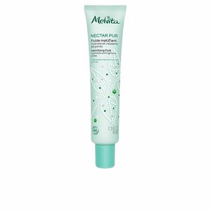 Matifying Treatment Cream NECTAR PURO fluido matificante Melvita