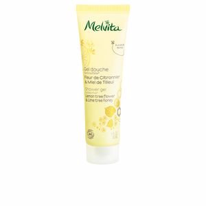 Shower gel TOILETRIES gel douche fleur de citronnier & miel Melvita