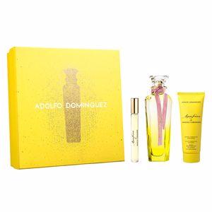 Adolfo Dominguez AGUA FRESCA DE MIMOSA CORIANDRO COFFRET parfum