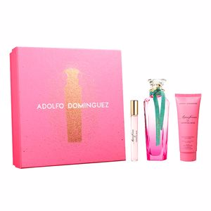 Adolfo Dominguez AGUA FRESCA DE GARDENIA MUSK SET perfume