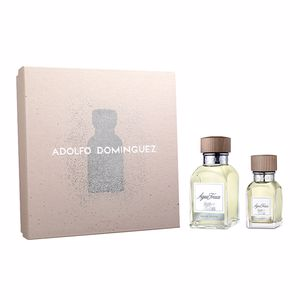 Adolfo Dominguez AGUA FRESCA COFFRET parfum