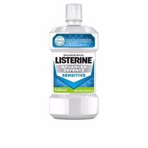 Mouthwash SENSITIVE enjuague bucal Listerine