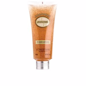 Shower gel AMANDE douche gommante L'Occitane