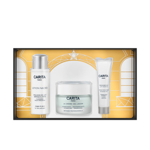 Skincare set LA CRÈME AQUALAGON SET Carita