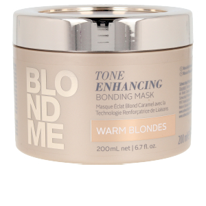 Hair mask BLONDEME bonding mask #warm blondes Schwarzkopf