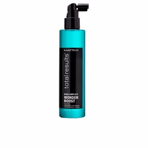 Hair products TOTAL RESULTS HIGH AMPLIFY wonder boost root lifter Matrix