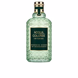 4711 ACQUA COLONIA INTENSE WAKENING WOODS OF SCANDINAVIA eau de cologne perfume