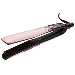 Hair straightener GHD PLATINUM+ ink on pink styler