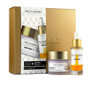 Skincare set SPLENDOR 10 NOCHE SET Bella Aurora